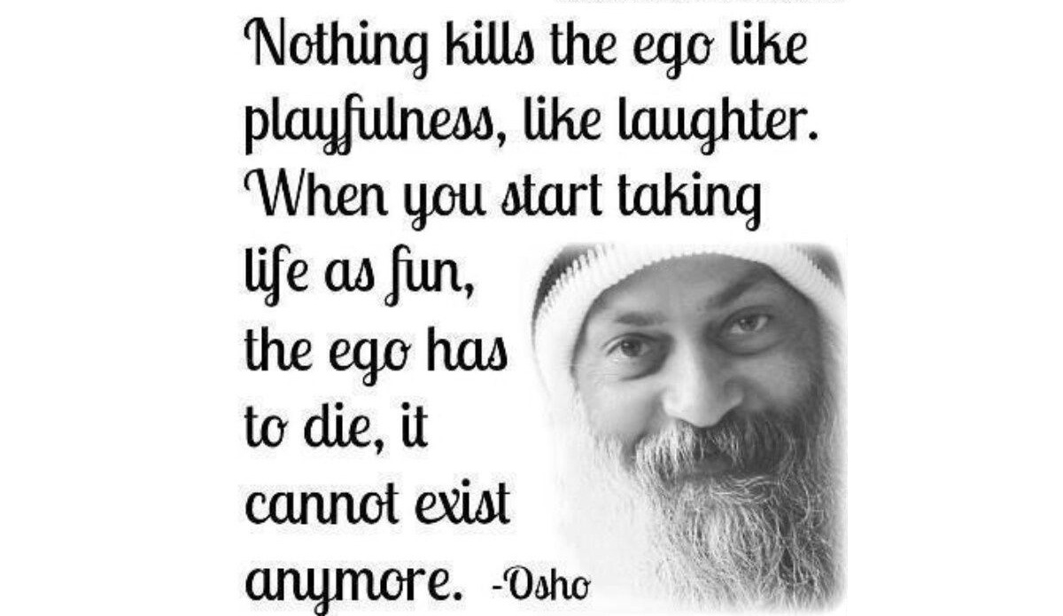 playfulness-laughter-osho